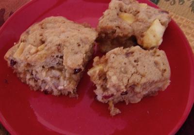 Apple Walnut Torta